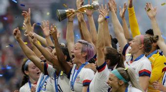 'Pay them triple' U.S. soccer men's union backs women's team's call for pay equity
