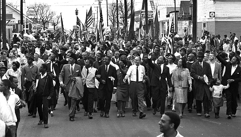 Civil Rights Movement memories: Marching from Selma to Montgomery ...