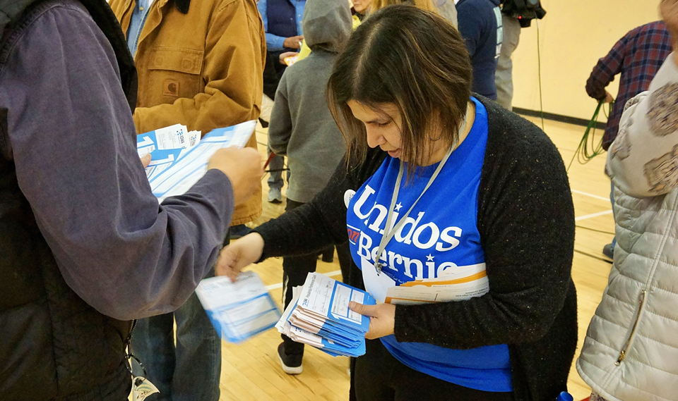 Elections 2020: Iowa Dems release partial Caucus results