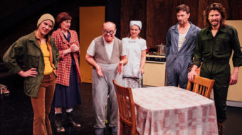 'Can't Pay? Don't Pay!' a madcap anarcho-socialist direct action slapstick sitcom