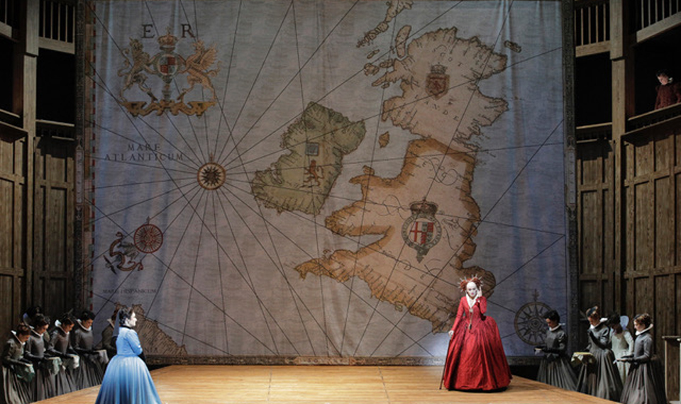 A traitor's trial in 'Roberto Devereux': The unprivate lives of Elizabeth and Essex