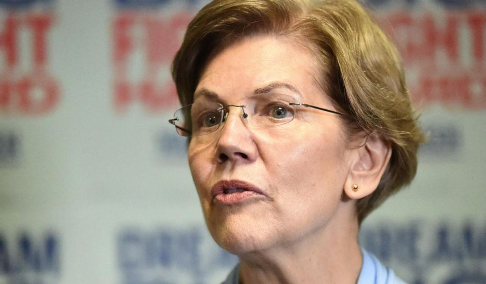 Warren calls for impeachment of the Attorney General