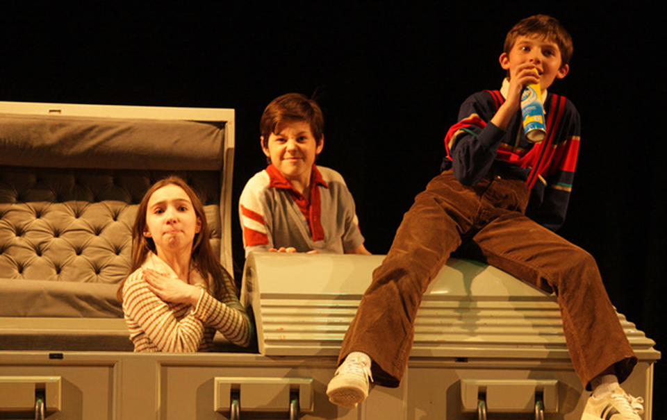 Uncovering new depths in regional theatre production of 'Fun Home'