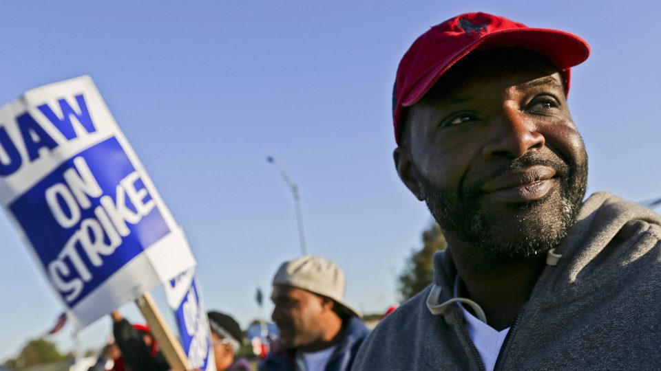 Trumka: 19-year high in strikes shows 'sea change in America'