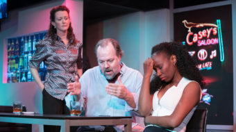 'Human Interest Story,' playwright Stephen Sachs's righteous rage against corporate heartlessness