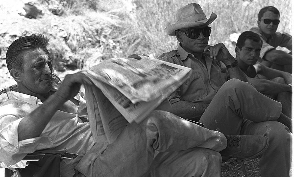 Kirk Douglas: The slave who rebelled