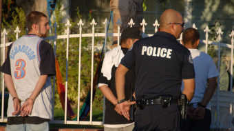 LAPD's secretive gang database and the intimidation of working-class communities