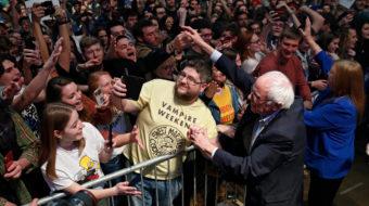 Democrats seek unity against Trump as Iowa caucuses launch nominating process