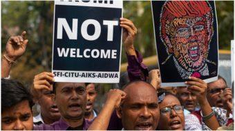 Indian Communists: Trump's economic demands leave country vulnerable to U.S. corporations