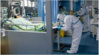 "China declares ""people's war"" against coronavirus; global economic impact spreads"