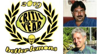People's World critics Ed Rampell and Eric Gordon win Better Lemons awards
