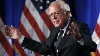 Sanders says his health plan would protect culinary workers in Nevada