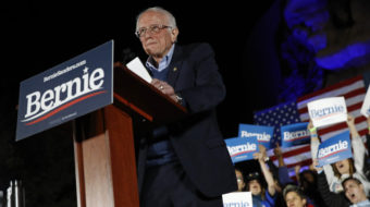 'Unelectable' Bernie Sanders scores overwhelming win in Nevada caucuses