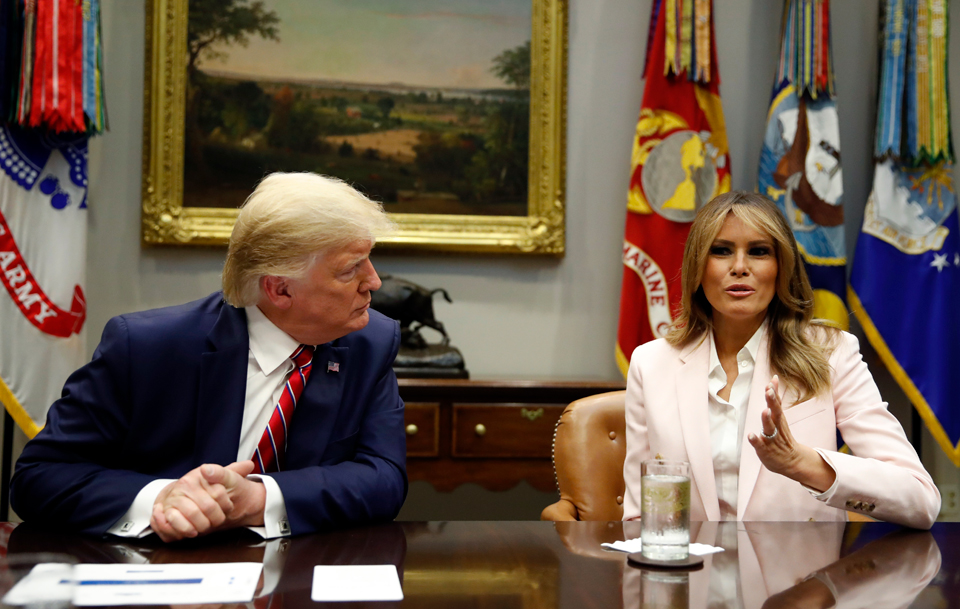 U.S. opioid crisis response reveals Trump racism