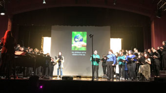 'Requiem: This Earth, Our Home': A high school chorus tackles climate change