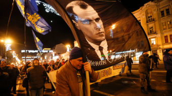 Kiev plans birthday parties for Nazi collaborators; Ukrainian Communists sound alarm