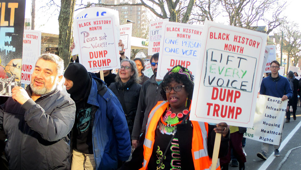 People's World Black history event in Connecticut: Voting rights worth the fight