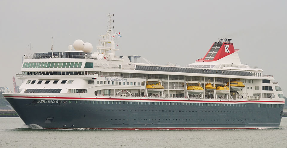Resultado de imagen de Cuba recibirá y brindará atención a viajeros con coronavirus del crucero británico MS Braemar