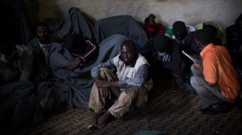 "Interview: Somali captive exposes conditions in bogus ""refugee camp"""