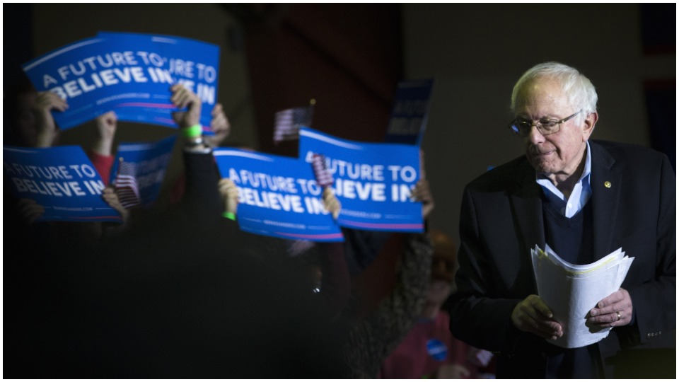 Why Bernie shouldn't quit yet