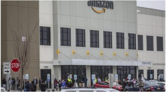 New York launches investigation after Amazon fires worker who led walkout
