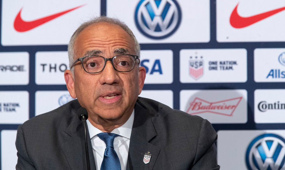 "Soccer prez: ""I resign…but the blatant sexism wasn't my fault."""