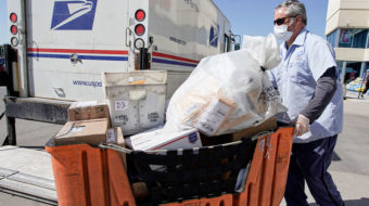 Postal Workers' Dimondstein: USPS collapse would disenfranchise tens of millions