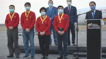 Lucha contra COVID-19 refleja amistad profunda entre China y Venezuela