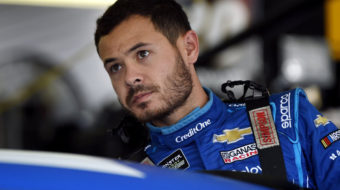 NASCAR driver Kyle Larson fired after using racial slur live on the internet