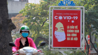 Vietnam ships 450,000 protective suits for U.S. health care workers