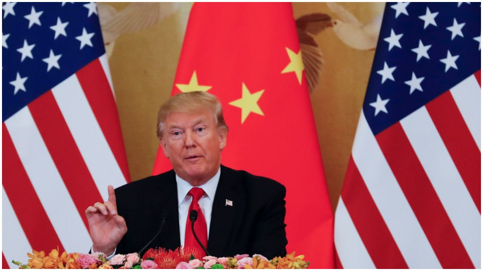 "Trump's ""blame China"" campaign is an effort to dodge responsibility"