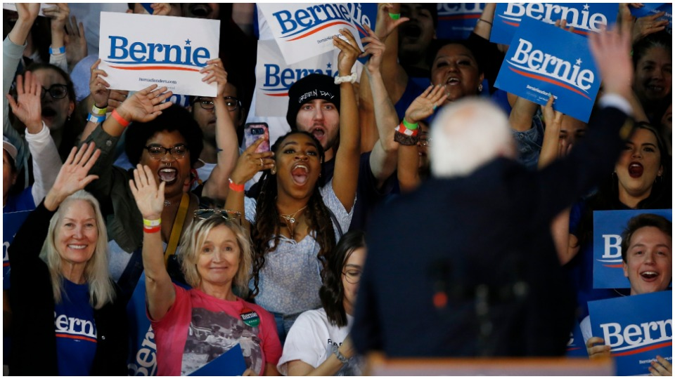 """Sanders drops out of Democratic race, says movement """"won the ideological struggle"""""""