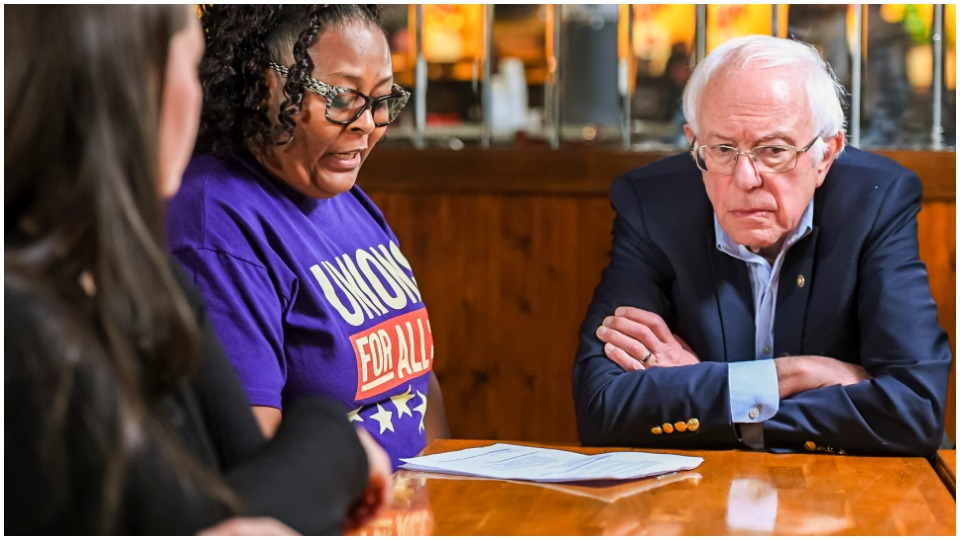 Sanders-sponsored forum advocates new worker-centered economy after COVID-19