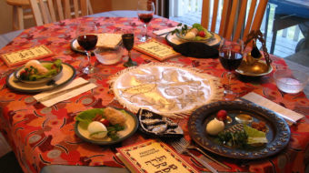 Why is this Passover, in the U.S. and Israel, different from all other Passovers?