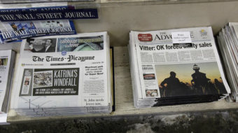 News Guild, journalists' union, sets out to save newspapers