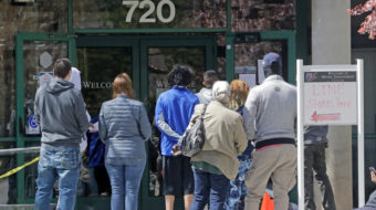 Unemployment claims rise to 22 million; women workers hit hardest