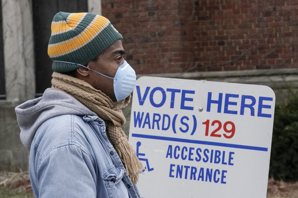 Black Wisconsin voters: Right-wing court order to hold election was voter suppression