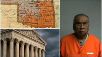 Will the Supreme Court return eastern Oklahoma to the Five Tribes?
