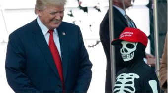 Long live death: Trump sidelines task force, says open economy