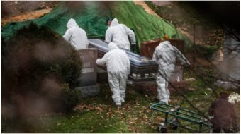 Leaked CDC report projects 200,000 infections per day by June 1