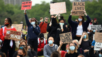 Anti-racist uprising spreads across Britain