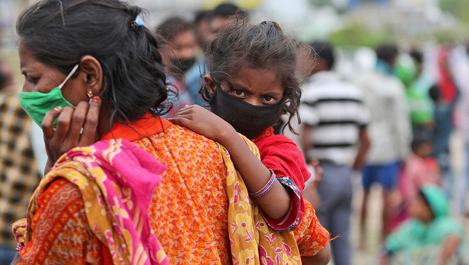 COVID-19 death march: India's migrant workers head home, heralding virus surge