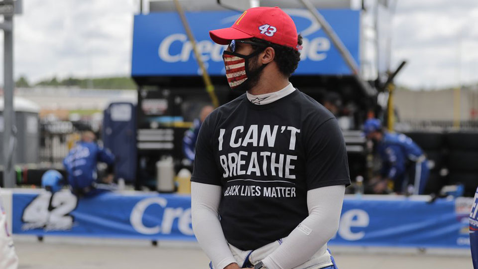 NASCAR aims to do better when dealing with racism