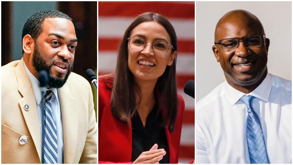 Progressives rack up impressive victories in June 23 Democratic primaries
