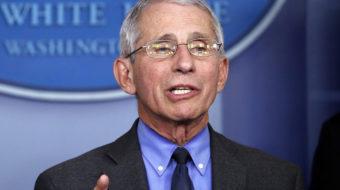 Dr. Fauci: U.S. closed only half the country to battle the coronavirus