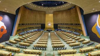 """We Charge Genocide""—Forerunner at UN of Black Lives Matter"