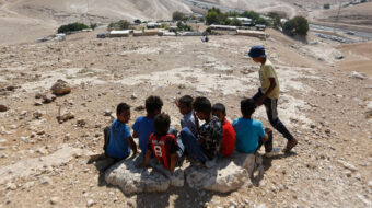 'Feeding a Bedouin': Roy Oz and Israel's outrageous racism