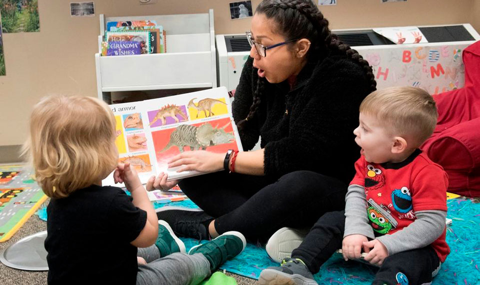 California childcare workers score biggest union win of the century