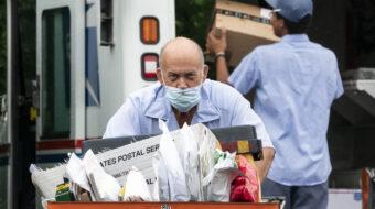 Trump admits crippling Postal Service to sabotage 2020 election