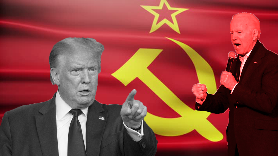 Republicans' rabid anti-communism is a sign of their political weakness